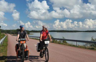 Cinq îles à visiter en vélo