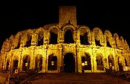 L'amphithéâtre, les arènes d'Arles