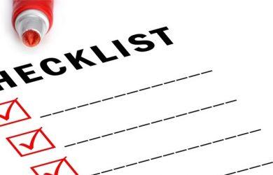 checklist-vacances