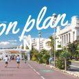 Superbe ville de Nice en un coup d'oeil
