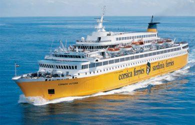 Les transports pour déplacer en Corse
