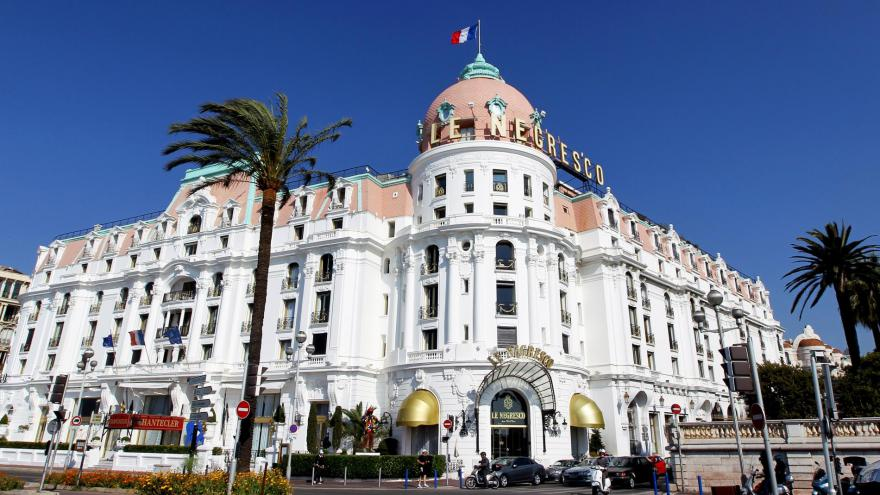 Hotel Luxe Nice Pas Cher