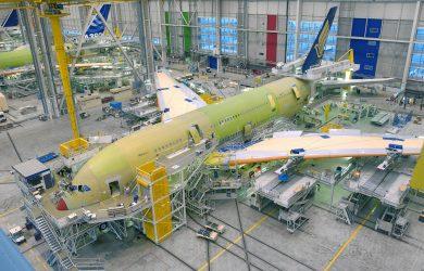 Visiter le cœur d'Airbus en Europe
