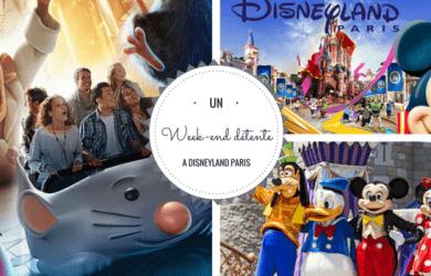Week-end à Disneyland Paris