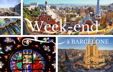 Weekend-a-barcelone