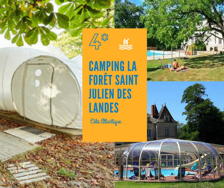 Top 5 des logements haut de gamme avec piscine for Camping la foret fouesnant avec piscine