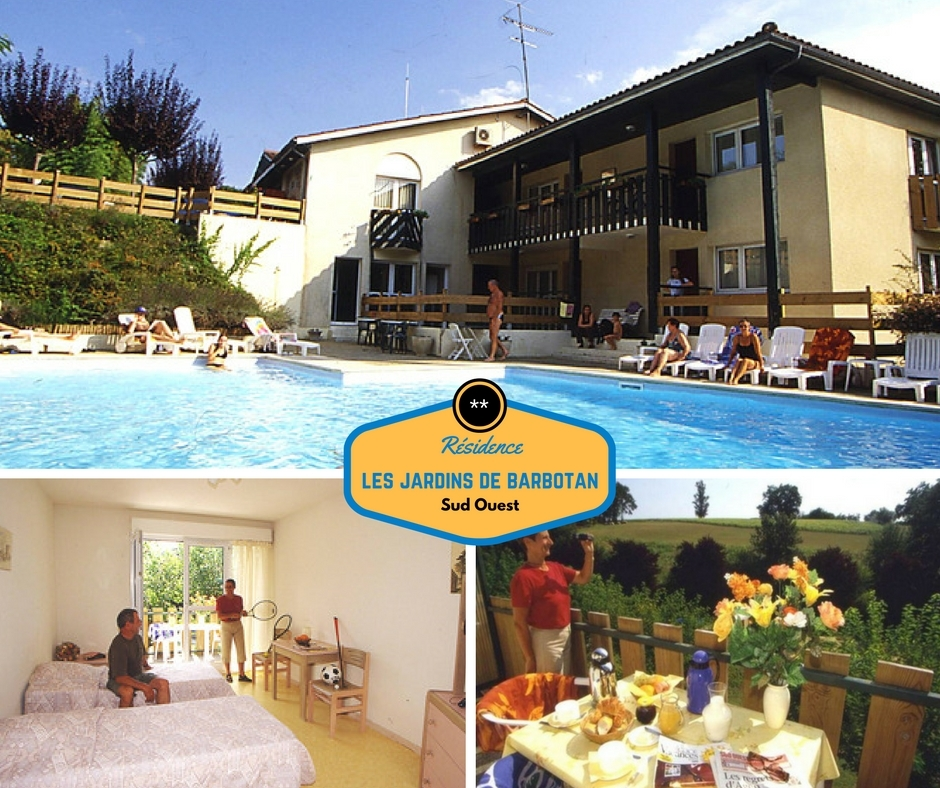 Exciting location vacances sud ouest avec piscine gallery for Residence vacances france avec piscine