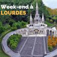 Week-end à Lourdes