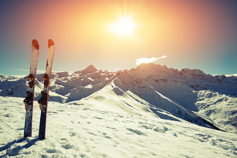Ski pas chère