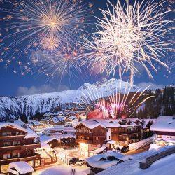 Top 5 stations de ski pour fêter le Nouvel An !