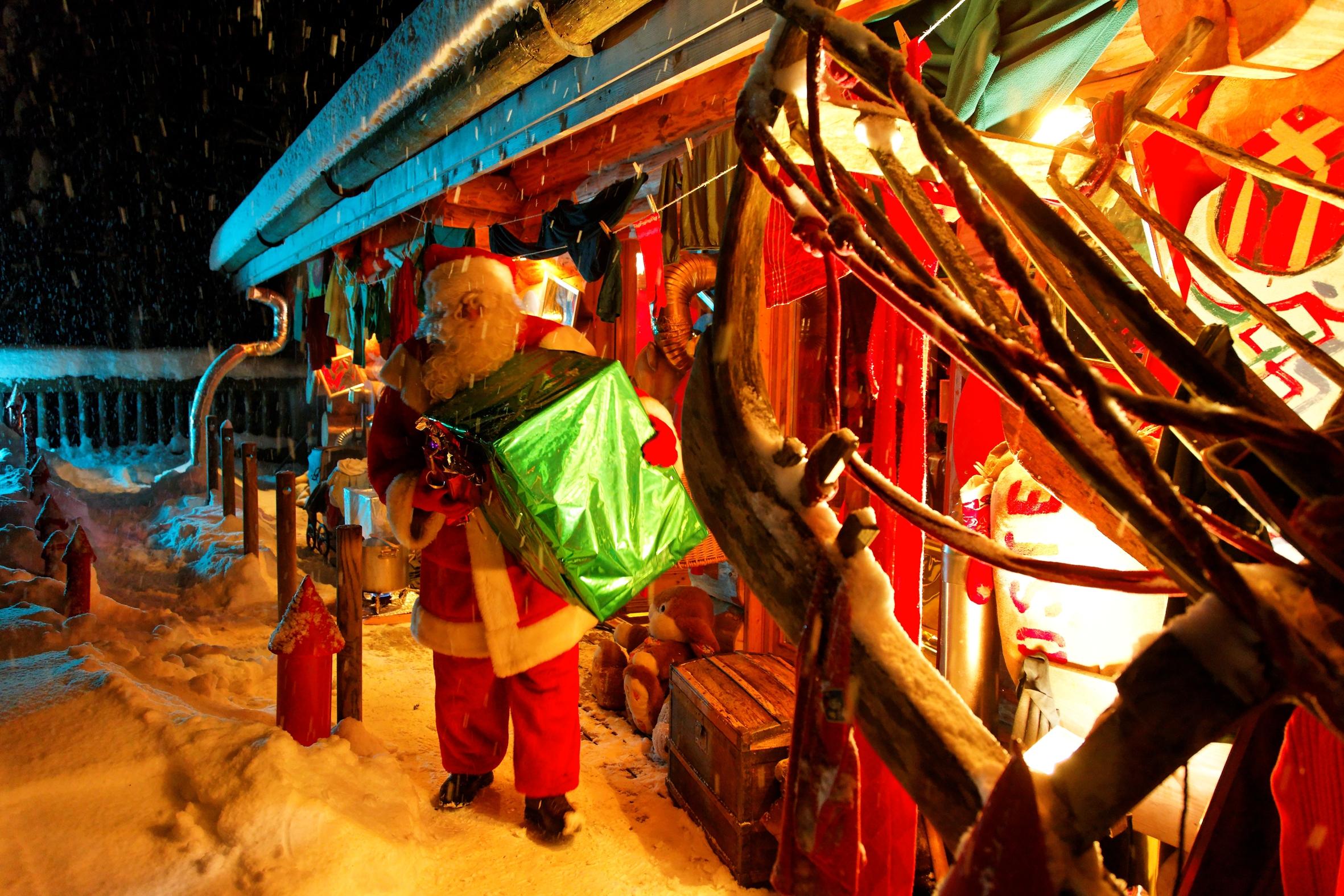 Les Gets Noel