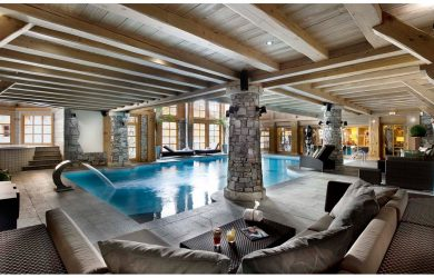 Courchevel-spa