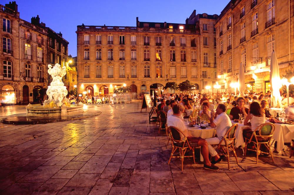 Bordeaux première minute cet été