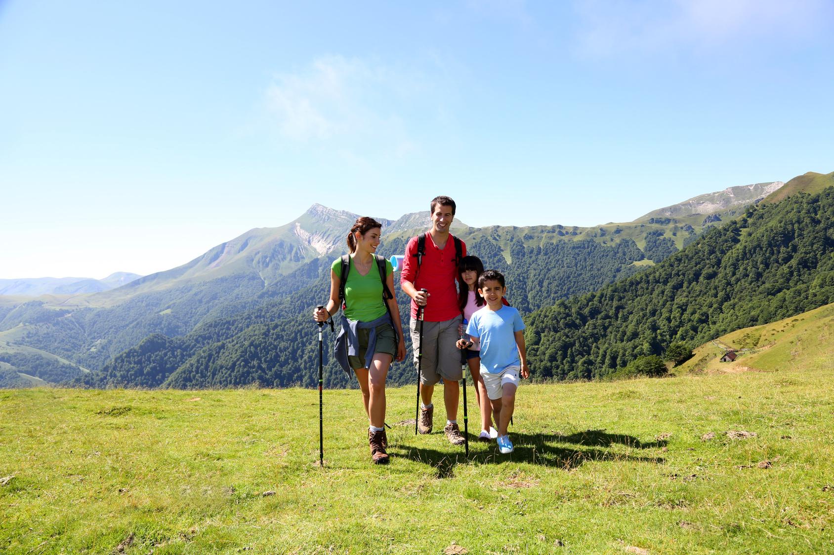 La montagne en t un plaisir l 39 tat pur d couvrir absolument - Vacances en montagne locati architectes ...