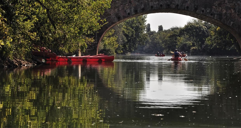 Argens canoe