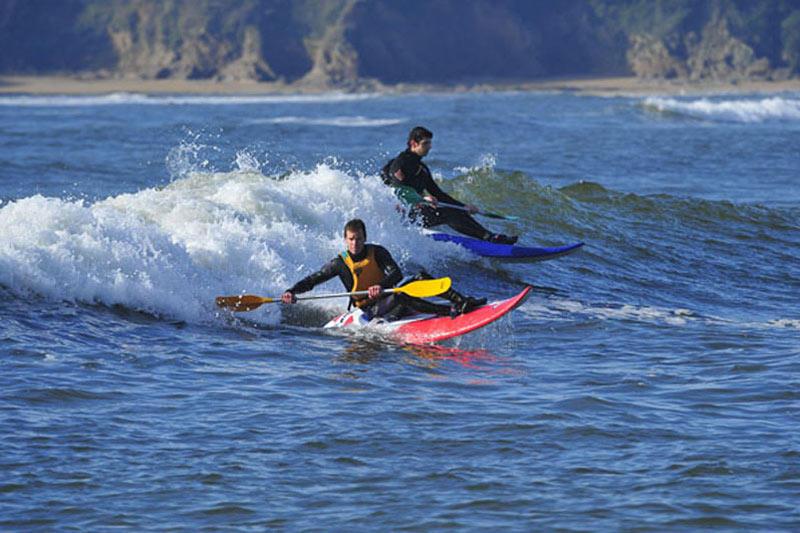 wave ski