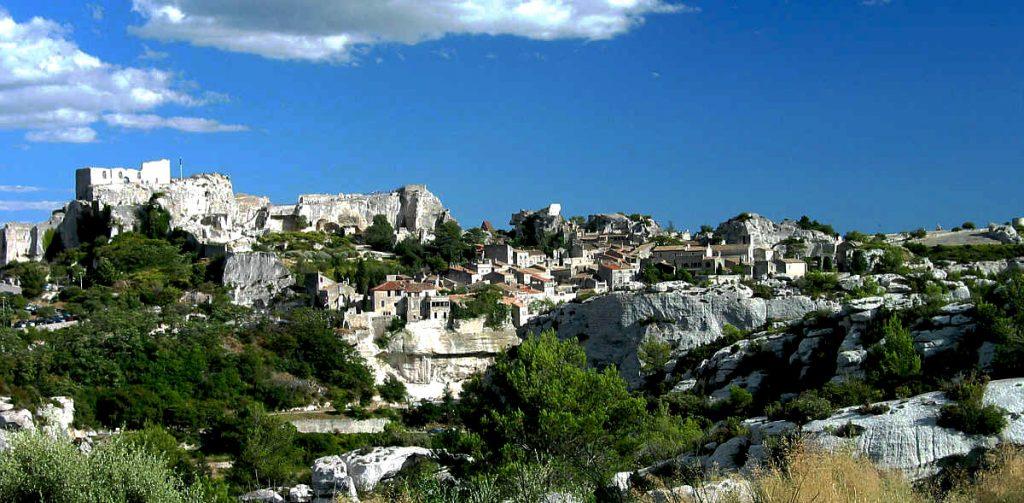 France_Baux de provence