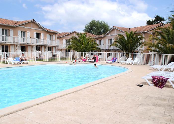 Photo d'illustration de la piscine de la résidence La Croisière