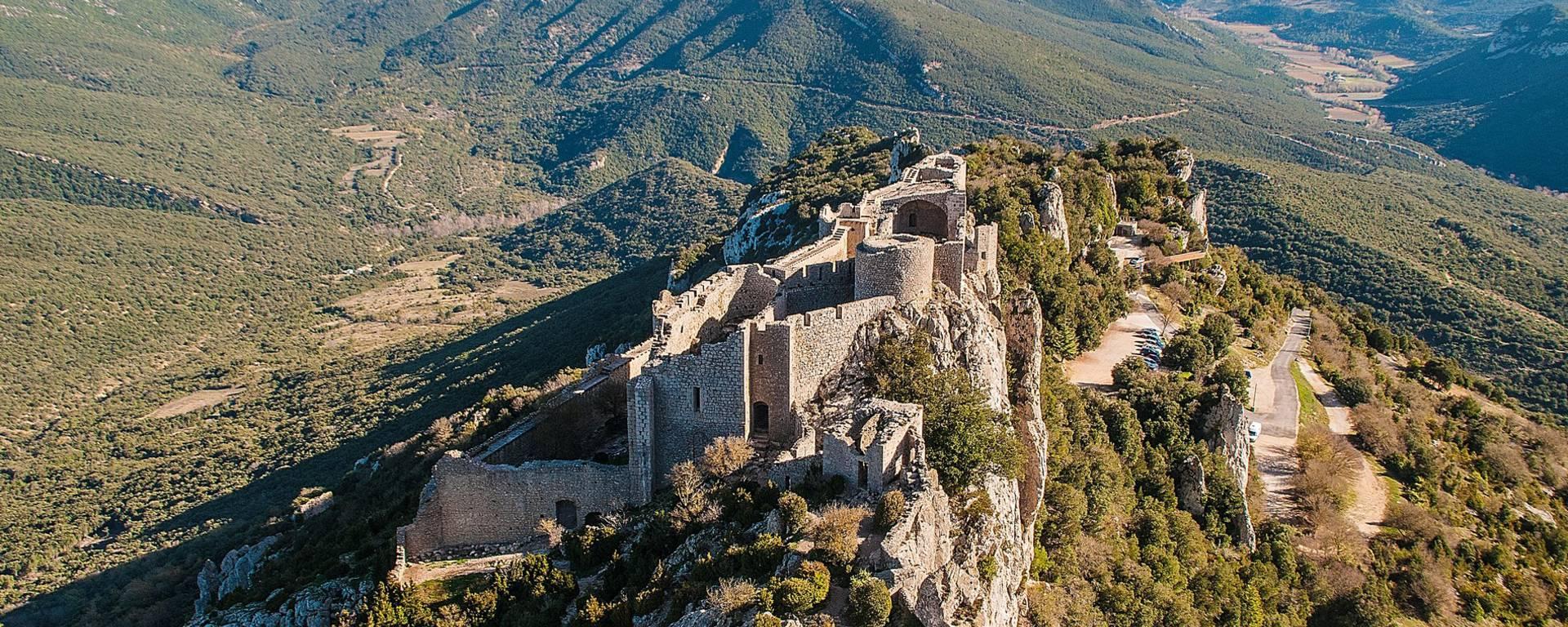 Les citadelles du Vertige