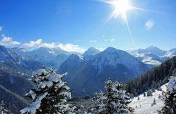 CHâTEL Alpes Ski Resa