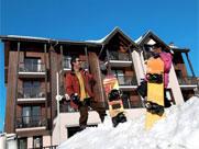 LES CARROZ Odalys Vacances ski