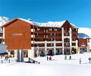 PLAGNE SOLEIL Odalys Vacances ski