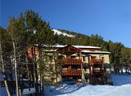 LES ANGLES MMV ski