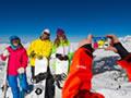 LES ARCS Alpes Ski Resa