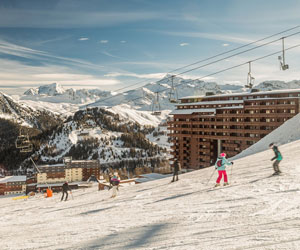 AIME LA PLAGNE Pierre et Vacances Premium Ski