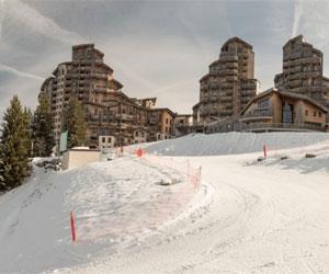AVORIAZ Pierre et Vacances Premium Ski