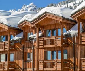 COURCHEVEL 1850 Pierre et Vacances Premium Ski