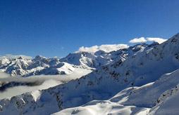 La plagne, Résidence les Glaciers 1 et 2 Bellecôte