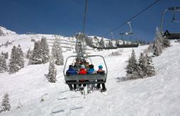LES COCHES Alpes Ski Resa