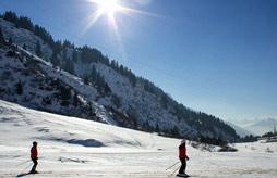 PRALOGNAN Alpes Ski Resa