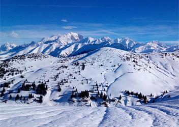 Séjour au pied du Mont Blanc