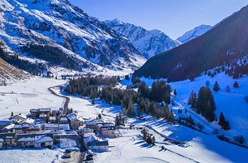Les plus beaux villages au ski