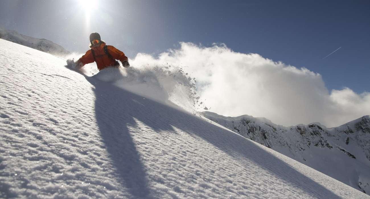 S�jour premi�re minute ski
